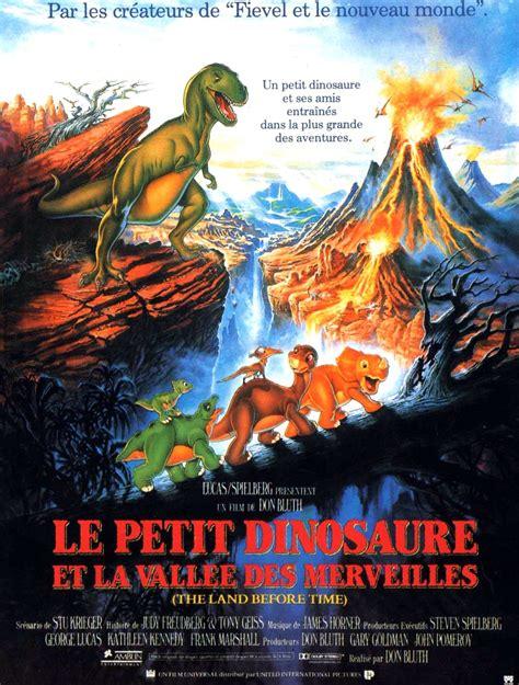 Le Petit Dinosaure Et La Vall 233 E Des Merveilles Long