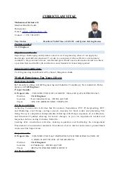 Resume Sle Indesign by 54 Engineering Resume Templates Free 100 Images Unsw