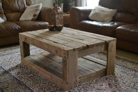 Pallet Wood Coffee Table Pallet Furniture Idea How To Use Pallet Wood For Some Designs Of Coffee Table Decorate Idea