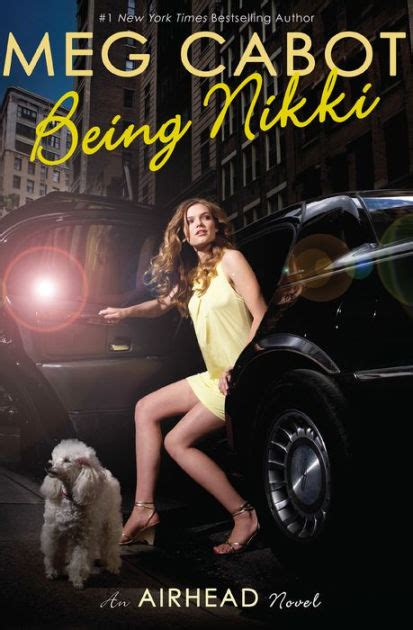 Novel On Meg Cabot 1 being airhead series 2 by meg cabot nook book ebook barnes noble 174