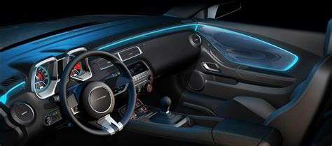 Camaro Interior Trim Kit by 2010 Camaro Interior Trim Kit Ambient Lighting Camaro5