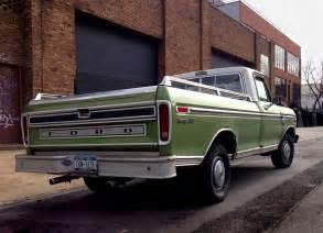 cscb home 1975 ford f 100 ranger xlt