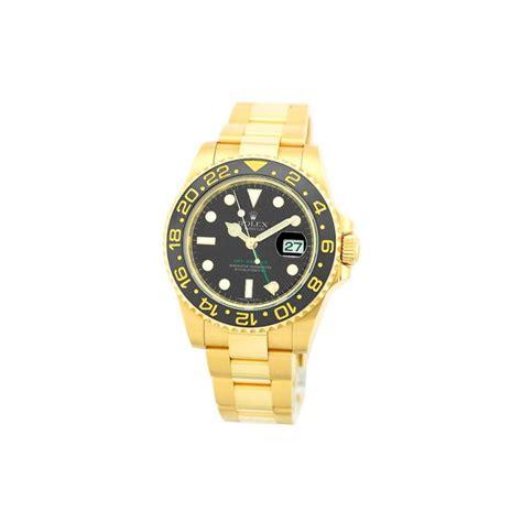 Promo Rolex Gmt Master Ii All Gold Best Edt Superclone Noobtermurah rolex gmt master ii 116718 gold ceramic world s best