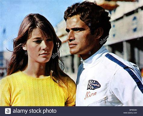francoise hardy grand prix 1966 francoise hardy antonio sabato grand prix 1966 stock
