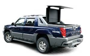 Cadillac Avalanche New Powered Tonneau System For Chevy Avalanche And
