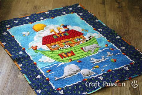 trapunto baby quilt quilting tutorial craft