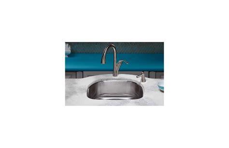 shop elkay explore lustrous steel 2 handle pull down faucet com lkha4031ls in lustrous steel by elkay