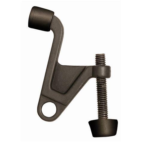 door stops everbilt satin nickel hinge pin door stop 15586 the home