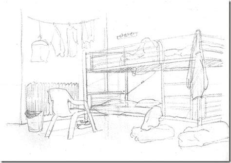 comment dessiner un lit