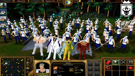 download mod game warcraft 3 warcraft iii the frozen throne game mod one piece great
