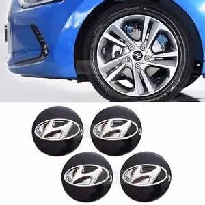 2002 Hyundai Elantra Hubcaps Oem Genuine Parts Wheel Center Hub Caps Cover Emblem For