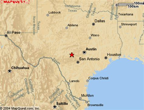 kerrville texas map brothers taxidermy processing