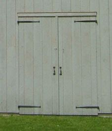 New England Barn Barn Accessories Swinging Barn Door Hardware