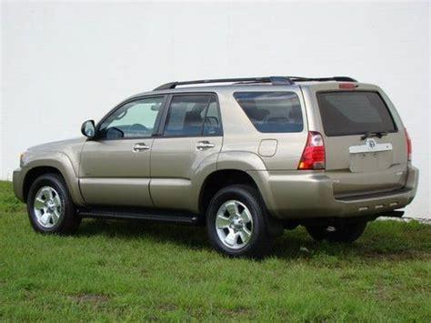 2007 Toyota 4runner Mpg Sell Used 2007 Toyota 4runner Sr5 In Goshen Indiana