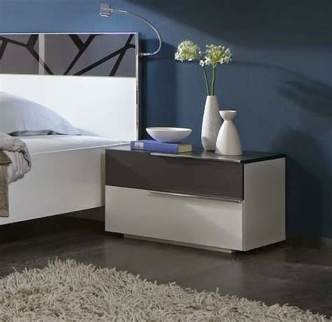 Room Color Ideas Bedroom modern white bedside table 10 designs and ideas