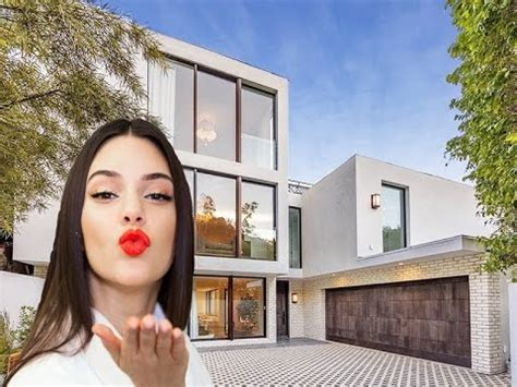 kendall jenner new house kendall jenner house new york house plan 2017