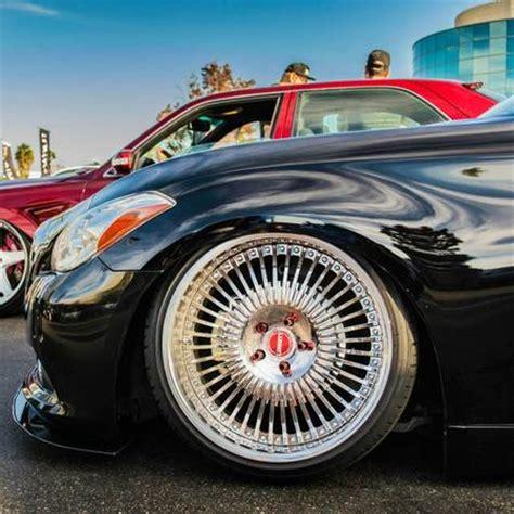 ca vr / gmr wheels sf8 black chrome red center caps