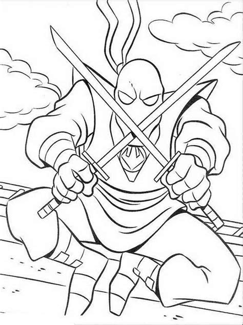 coloring pages of turtles mutant turtles coloring pages and print