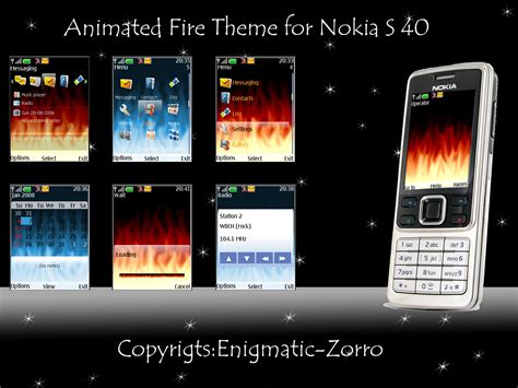 animated themes for nokia 110 free download animated fire for nokia s40 by enigmatic zorro on deviantart