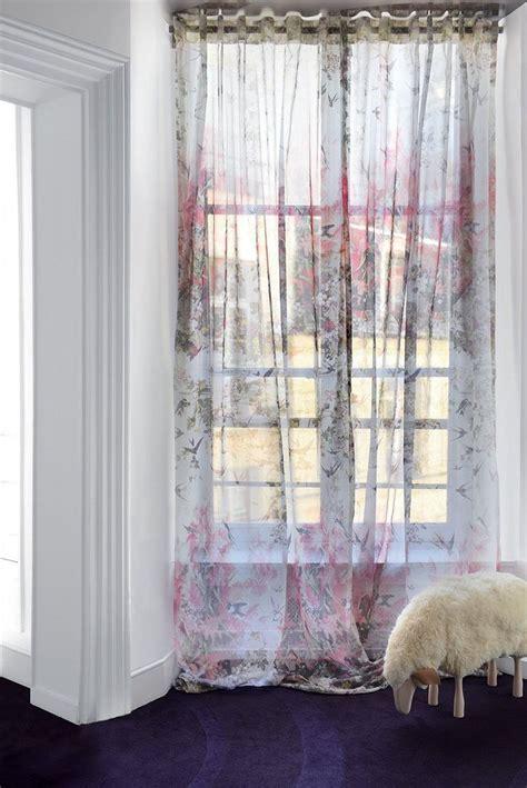 kelly hoppen curtain fabric voilage l atout charme de votre d 233 co deco and marie claire