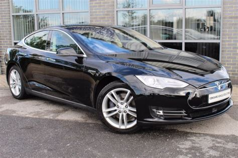 Second Tesla Model S Second Tesla Model S Model S 85 For Sale In York