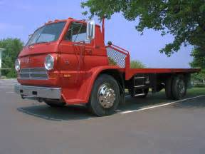classic dodge c o e flatbed truck you just don t see