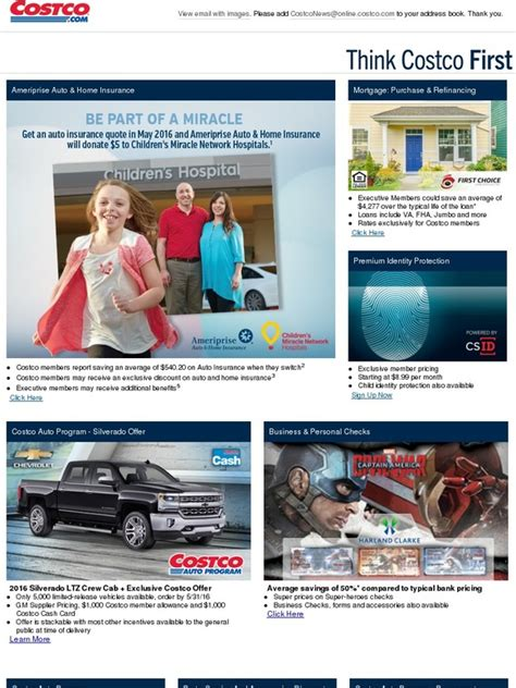 Costco Home Insurance by Costo Be Part Of A Miracle With Ameriprise Auto Home