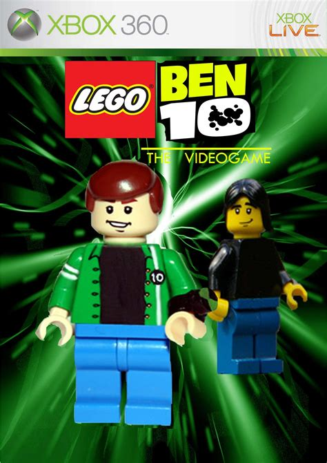 Lego Ninjago 10 The Phantom lego ben 10 the ben 10 fan fiction wiki