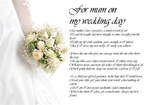 for day poem from to on wedding day free large images