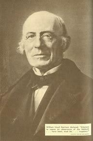 Image result for William Lloyd Garrison