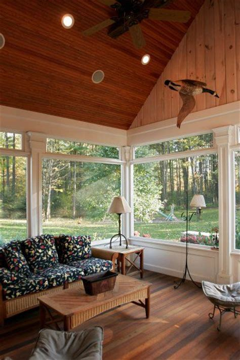 17 best images about sunroom ideas on pinterest small