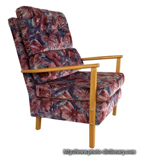 meaning of armchair armchair photo picture definition at photo dictionary