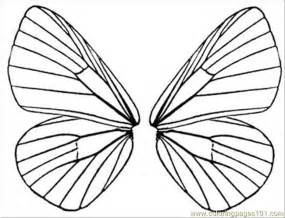 wings of coloring pages wings to color free printable coloring page