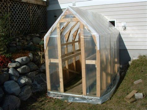 how to make a green house how to make your own greenhouse garden related pinterest