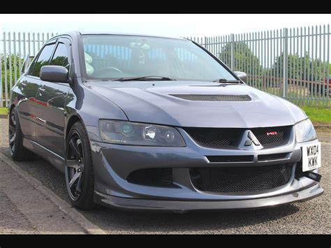 mitsubishi evo 8 2004 mitsubishi evo 8 mr fq340 400bhp 6 speed manual