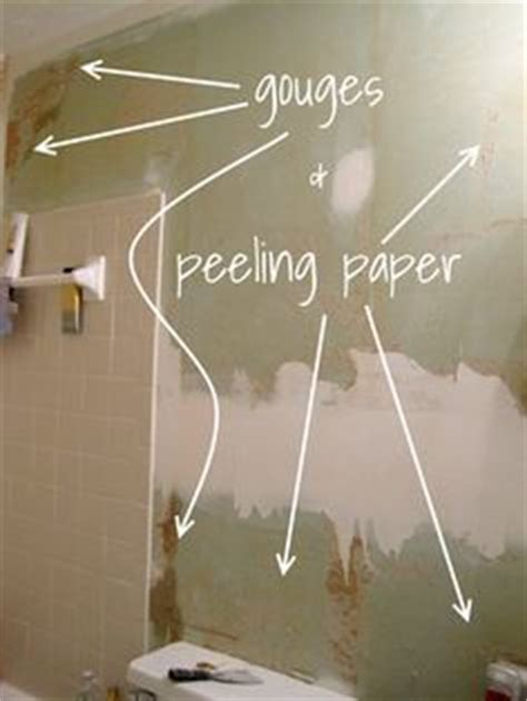 Repair Bathroom Walls Peeling How To Prepare Walls For Paint After Removing Wallpaper