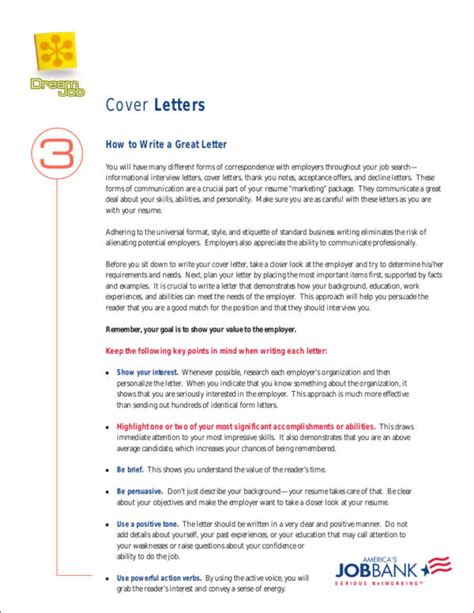 how to write a great cover letter step 10 common ways applicants mess up their cover letters