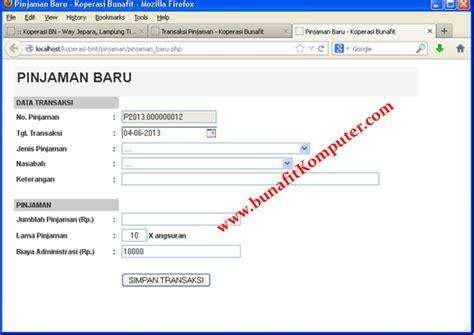 tutorial membuat aplikasi berbasis web dengan php membuat aplikasi sederhana dengan mysql dan php animegue com