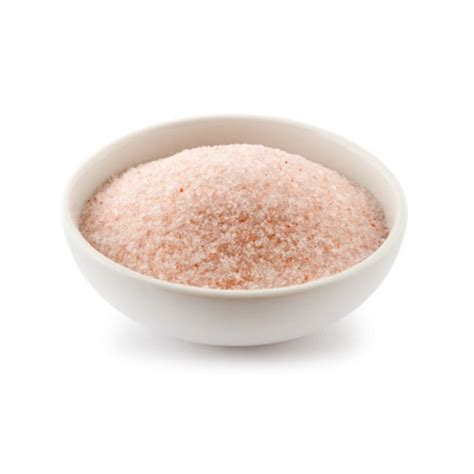 unrefined himalayan pink salt 500gr
