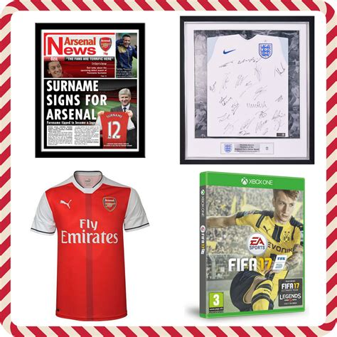 christmas gift ideas for football fans my three and me