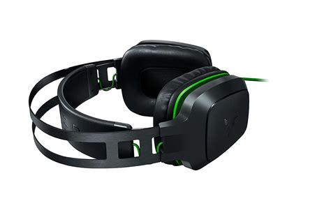 Razer Headset Electra V2 razer electra v2 gaming headphones 7 1 surround sound launched
