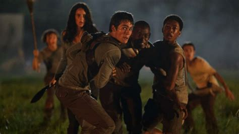 the maze runner film video the maze runner film review the hollywood reporter