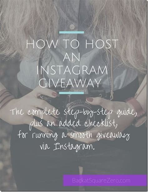 How To Do A Giveaway On Instagram - 25 b 228 sta giveaway id 233 erna p 229 pinterest p 228 rm tips f 246 r