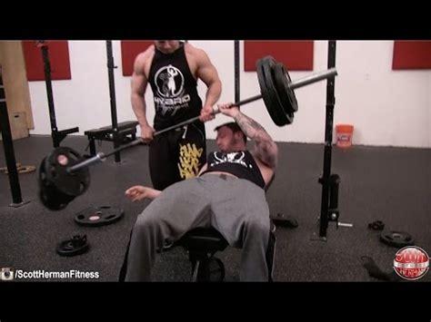 bicep tendonitis bench press bicep tear compilation doovi