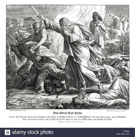 The Prophets Of Baal elijah slays the prophets of baal 1 chapter xviii