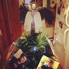 castiel christmas tree topper 1000 images about supernatural on supernatural supernatural