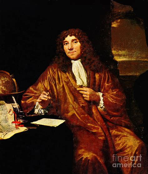 Online Home Decor by Anton Van Leeuwenhoek Dutch Photograph By Science Source