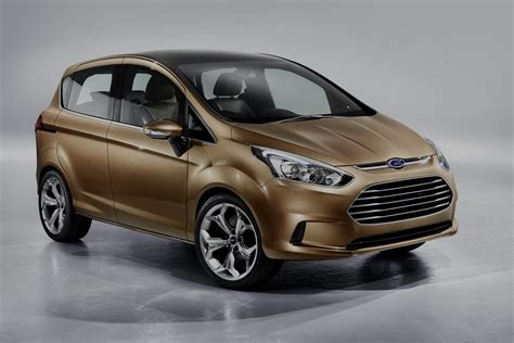 the ford b max at the geneva motor show 2012 travel