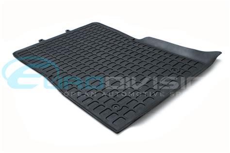 Rubber Bmw Floor Mats by Bmw X5 E70 07 13 Black Rubber Car Interior Floor Mats Top