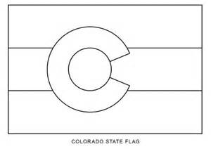 colorado flag colors flag of colorado coloring page free printable coloring pages